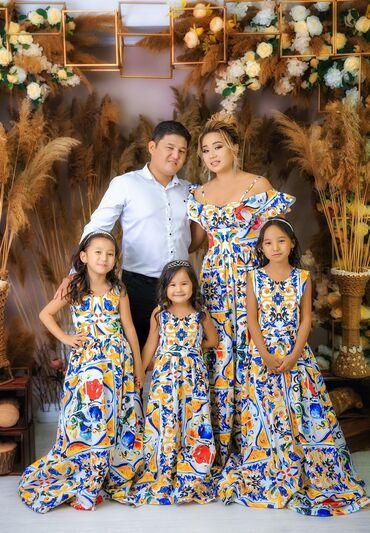Платья «мама и доча» на прокат. Большой выбор платьев