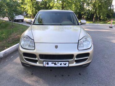 Porsche в Кыргызстан: Porsche Cayenne 3.2 л. 2004