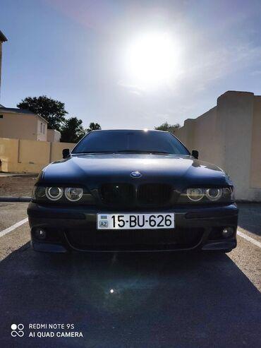 BMW 540 in Azərbaycan: BMW 540 4.4 l. 1997   278000 km