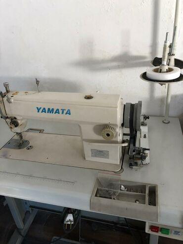 Промышленая швейная машинка Б/у рабочая в хорошем состоянии Руфина