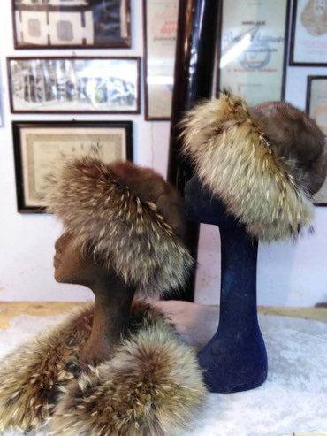 Krzneni kaputi - Sremska Mitrovica: Subare od rakuna Finski rakun Duga dlaka na raspolaganju je desna kapa