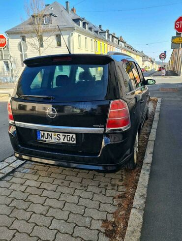 Транспорт - Таджикистан: Opel Zafira 1.8 л. 2006 | 123456 км