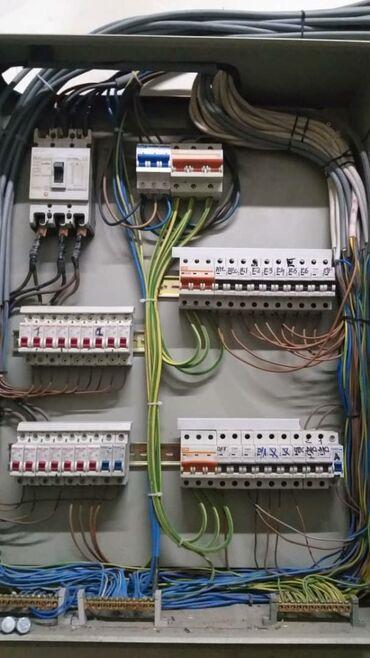 Электрик | Установка щитков, Электромонтажные работы, Установка люстр, бра, светильников | 3-5 лет опыта