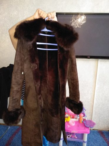 Продаю натуральную дублёнку.Носила 1 в Бишкек