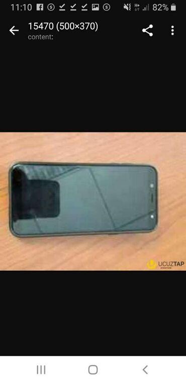 Электроника в Сабирабад: Б/у Samsung Galaxy A6 32 ГБ Черный