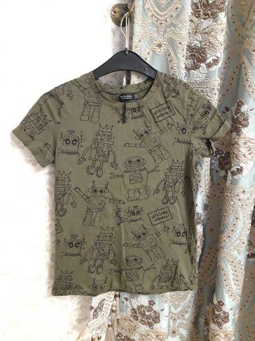 Женская футболка. Ткань: х/б трикотаж