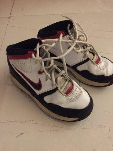 Παιδικά μποτάκια Nike basket No 36 σε καλή κατάσταση 7€  σε Υπόλοιπο Αττικής - εικόνες 3