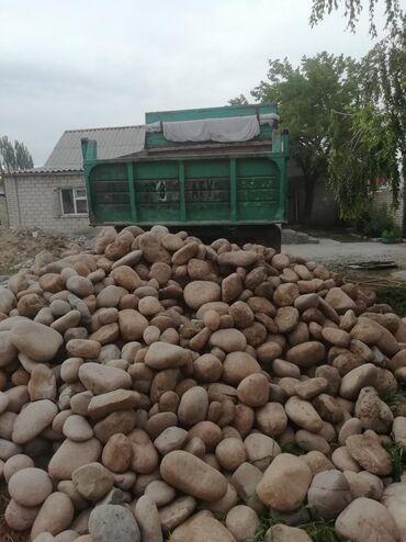 Камень под фундамент, доставка в течении 2 часов