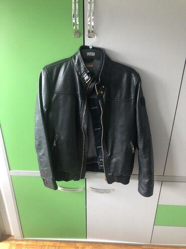 TomTejlor jakna nova, vještačka koža, ne nošena. Cena 3000din