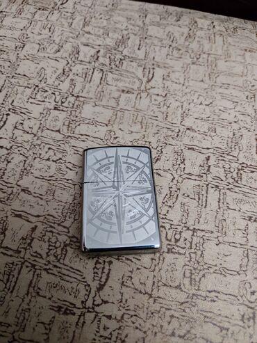 Личные вещи - Боконбаево: Оригинальная зажигалка Зиппо из США