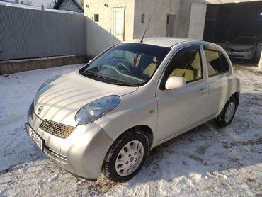 nissan interstar в Кыргызстан: Nissan March 1.3 л. 2002