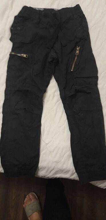 Dečija odeća i obuća - Veliko Gradiste: Termo pantalone vel7-8,H&M