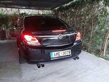 Opel Insignia 1.8 l. 2009   123000 km