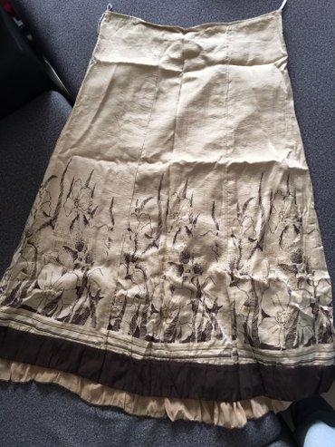 Юбка очень красивая! новая! 200 сом,размер 46 в Бишкек