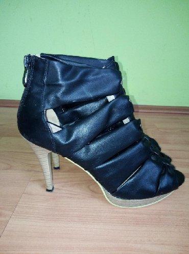 Sandale-zenske - Srbija: Zenske sandale br 40bez ostecenja bukvalno nove