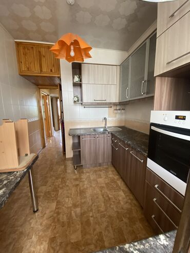 Недвижимость - Чон-Таш: 106 серия, 3 комнаты, 72 кв. м Неугловая квартира