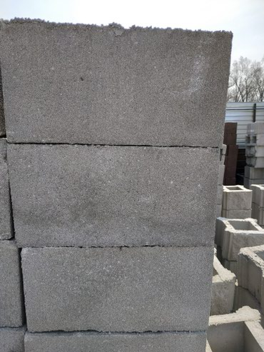 Пескоблок. 20. За качество гарантируем толщина стенок пескоблока 2.8*3
