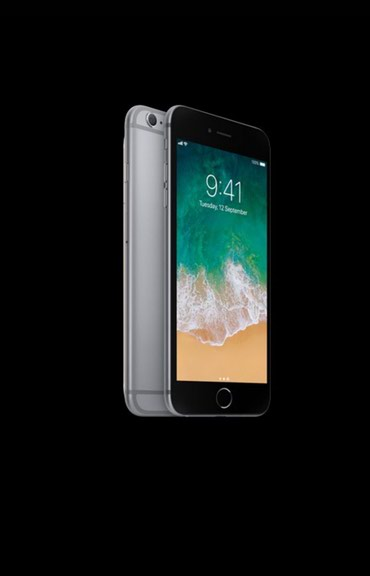 IPhone 6 plus Space Grey состояние отличное комплект нерефка в Бишкек