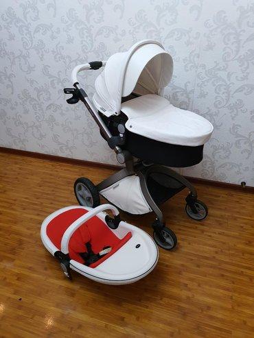 все за 3000 в Кыргызстан: Продаю коляску 2 в 1 Hot Mom оригинал, в хорошем состоянии