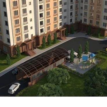 Продается квартира: 1 комната, 45 кв. м., Бишкек в Бишкек