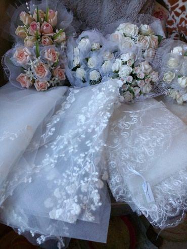 Продам фальшБукет невесты!! недорого в Бишкек
