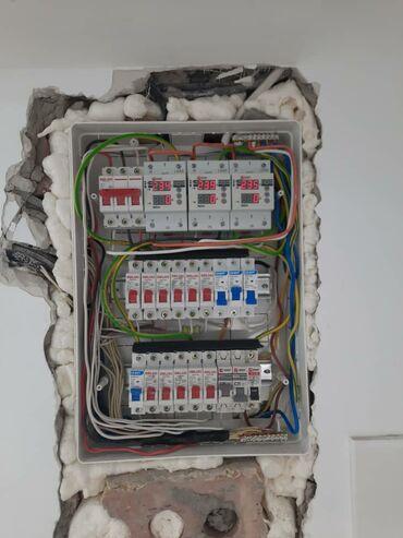 Электрик | Подключение электроприборов | Больше 6 лет опыта