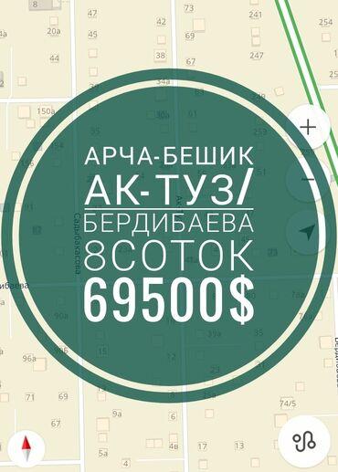 продажа кур несушек в бишкеке в Кыргызстан: 8 соток, Для строительства, Срочная продажа, Красная книга