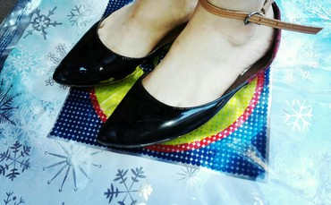 Ženska obuća | Srbija: Lagane sandale nosene ali očuvane velicina 37