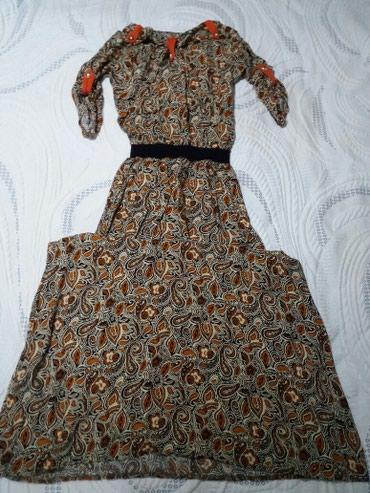 Разгружаю гардероб, платье длинное в в Бишкек