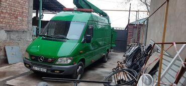 купить бус сапог в бишкеке в Кыргызстан: Mercedes-Benz Sprinter 2.7 л. 2003