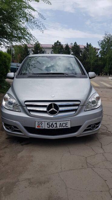 Транспорт - Кыргызстан: Mercedes-Benz B 200 2 л. 2008