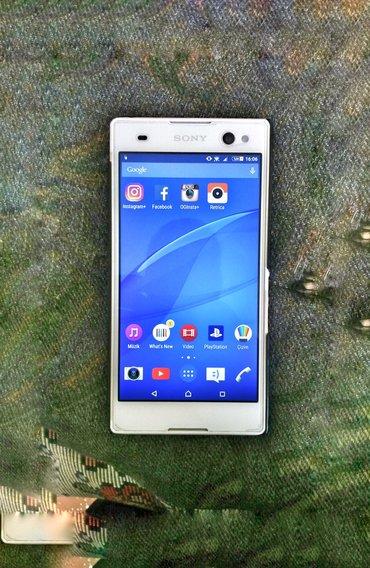 Naxçıvan şəhərində Sony Xperia C3.Heç bir problemi Yoxdur.