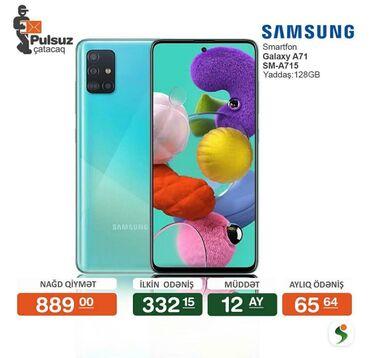 Telefonlar samsung - Azərbaycan: Telefon kredite