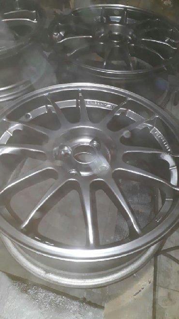 диски на спринтер в Азербайджан: 17 dilik disk dort bolt idiyal veziyededi qiymeti 1000azeyin