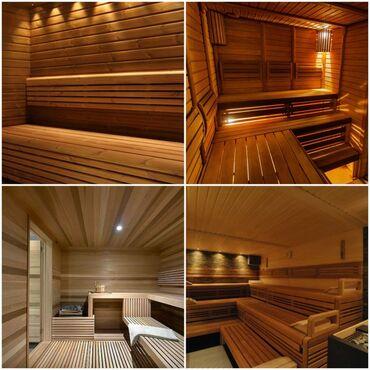 dikt taxta в Азербайджан: Sauna havuz kenarlari bisetkalar isdediyiniz herşey termo taxtalar