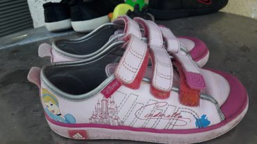 Dečije Cipele i Čizme - Raska: Adidas disney patike za devojcice broj 27