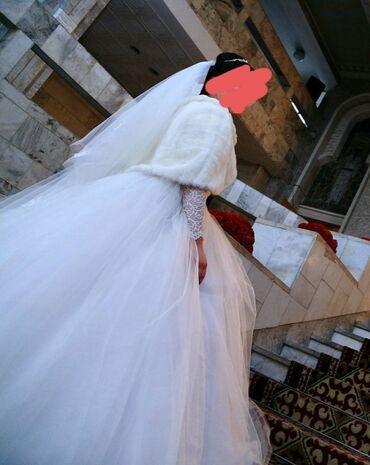 квартира за 10000 в месяц in Кыргызстан | СНИМУ КВАРТИРУ: Срочно продаю шикарное свадебное платье. Заказывала из Турции