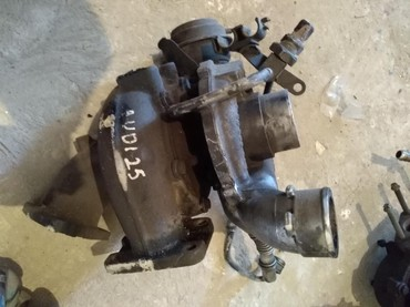 audi 100 2 2 мт в Кыргызстан: Audi 2.5 турбина Привозная