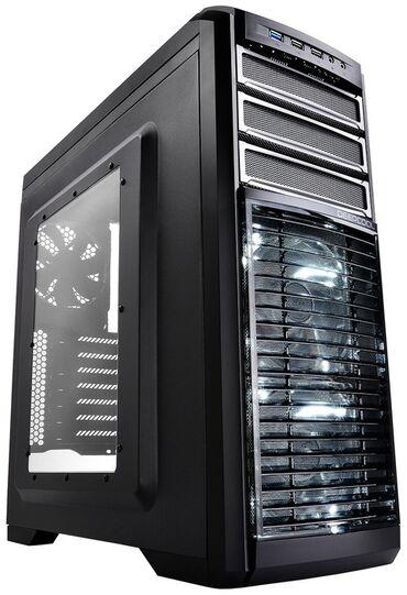Комплектующие для ПК - Бишкек: Продаю корпус Deepcool Kingdomen TiВ отличном состоянии с кулерами