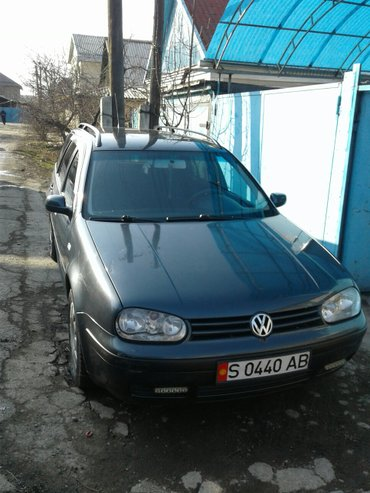 Volkswagen Golf 2002 в Бишкек - фото 2