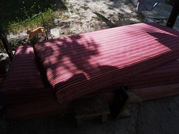 Кровати советские. С двумя матрасами. в Бишкек