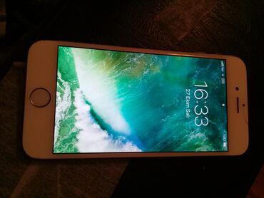 İşlənmiş iPhone 6 16 GB Qızılı