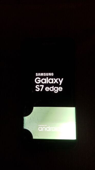 Potrebna je popravka Samsung Galaxy S7 Edge 32 GB crno