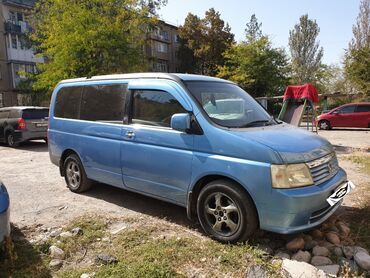 honda cr v бишкек в Кыргызстан: Honda Stepwgn 2 л. 2001 | 180000 км
