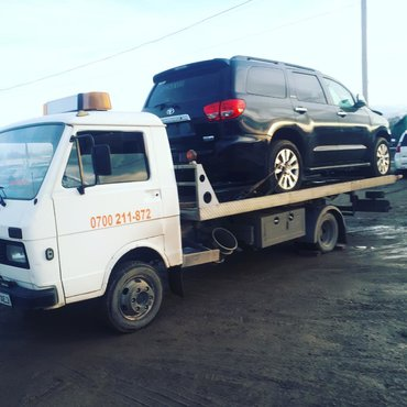 Другие услуги - Кыргызстан: Эвакуатор. Перевозим любую технику от самой простой.(мотоциклы