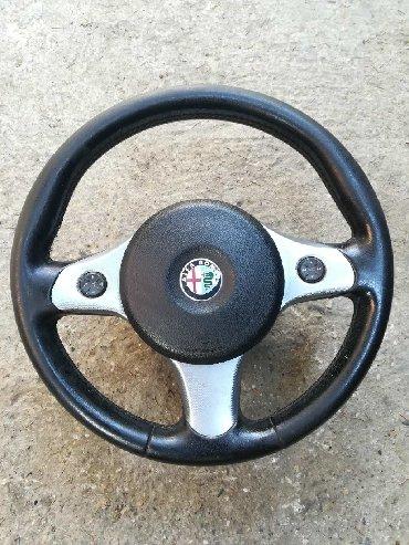 Alfa-romeo-spider-3-2-at - Srbija: Alfa Romeo 159 mf volan Originalni polovni delovi 147-156-159 Kaludjer