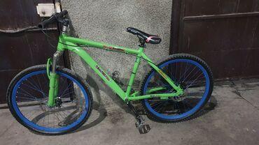 платные скорые помощи в бишкеке в Кыргызстан: Продаю велосипедРама алюминьКолеса 26Нужны новые тросики для скоростей
