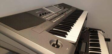 Спорт и хобби - Сулюкта: Продам синтезатор. Модель Korg Pa900 на 61 клавишу. Состояние отличное