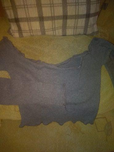 Kratka majica,nikad nosena.rebrasti pamuk - Novi Sad