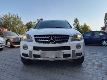 mercedes ml - Azərbaycan: Mercedes-Benz ML 350 3.5 l. 2006 | 147000 km